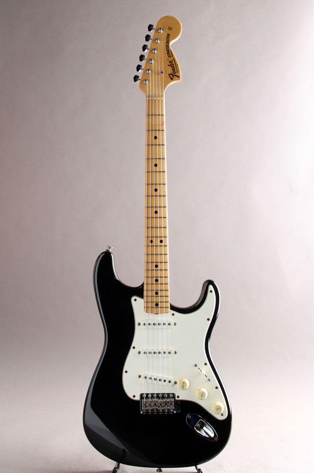 FENDER CUSTOM SHOP[フェンダーカスタムショップ] 69 Stratocaster N.O.S. BLK/M 1999|詳細写真