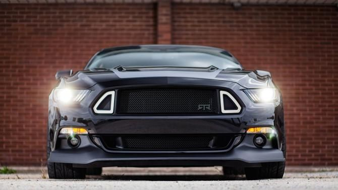 2015 ford mustang ecoboost ---- ooh man I like that grill.