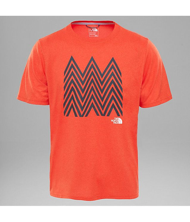 1e350ed2a Men's MA Graphic Reaxion Ampere T-Shirt | Vintage Apparel | Mens ...