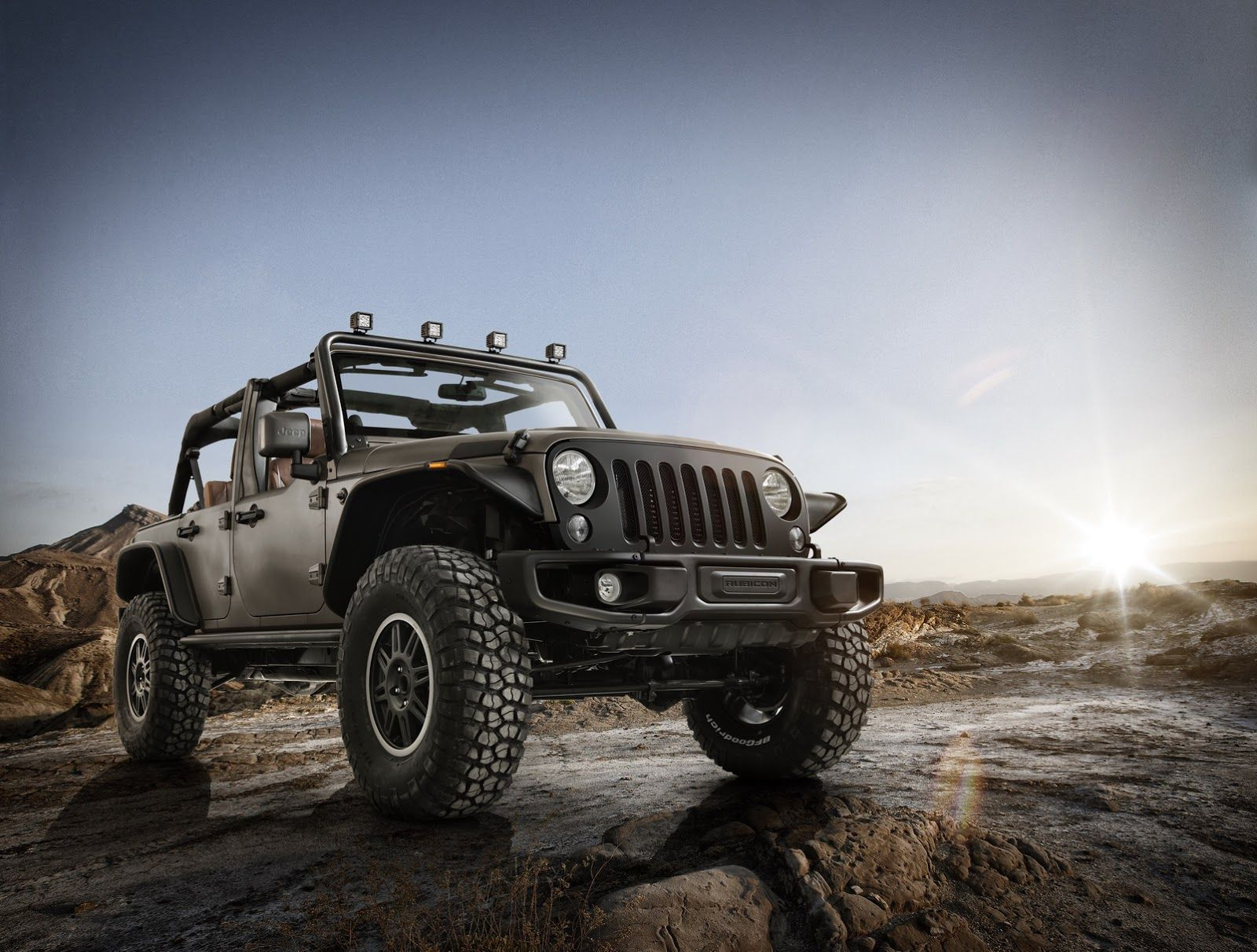 Jeep S New Wrangler Unlimited Rubicon Stealth Study And X Special