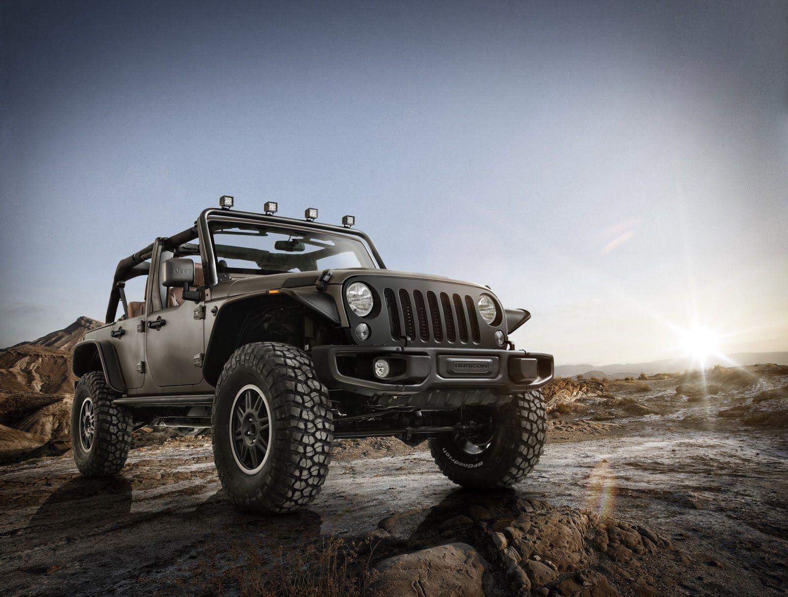 13++ Jeep wrangler special edition ideas