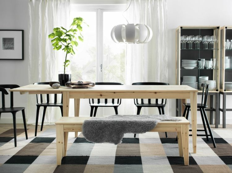 47+ Tapis pour table a manger inspirations