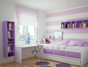 Exceptionnel Stylish Teen Girls Room Design Ideas