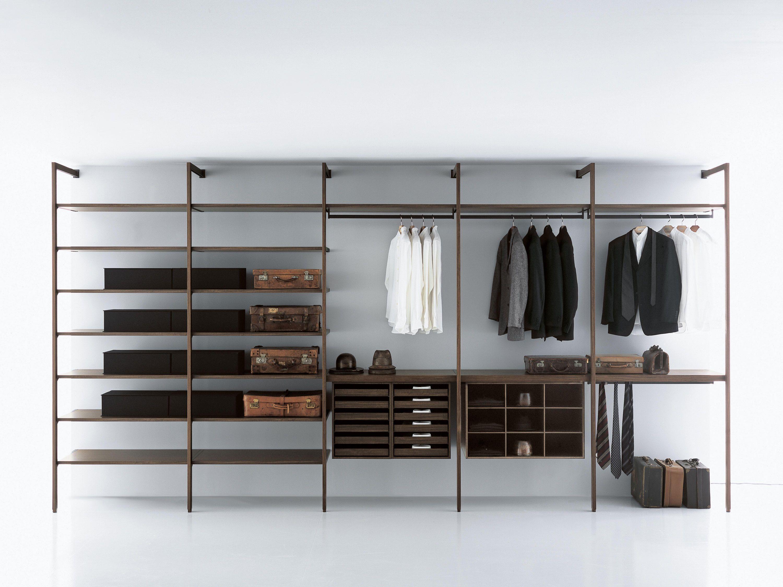 Kleiderschrank kreativ  Storage Cabina Armadio von PORRO | Begehbare Schränke | design ...