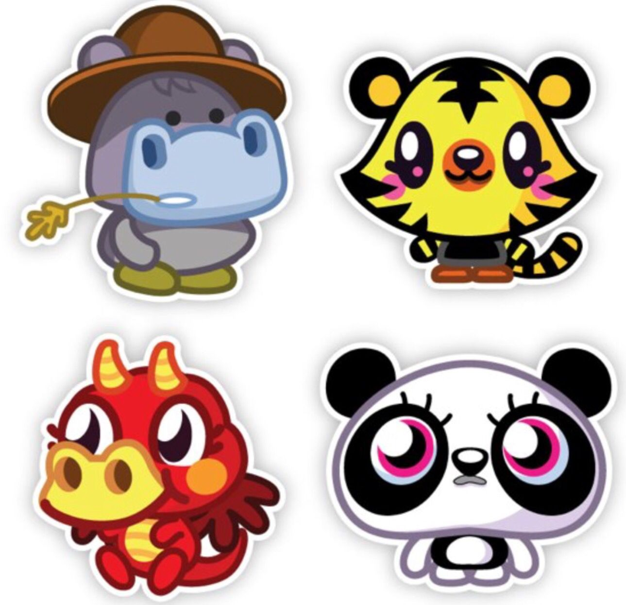 Moshi monsters. Moshi monsters, Weird creatures, Wall