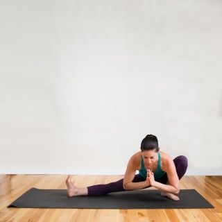 The Only Yoga Sequence Runners Need to Do - Women's Running