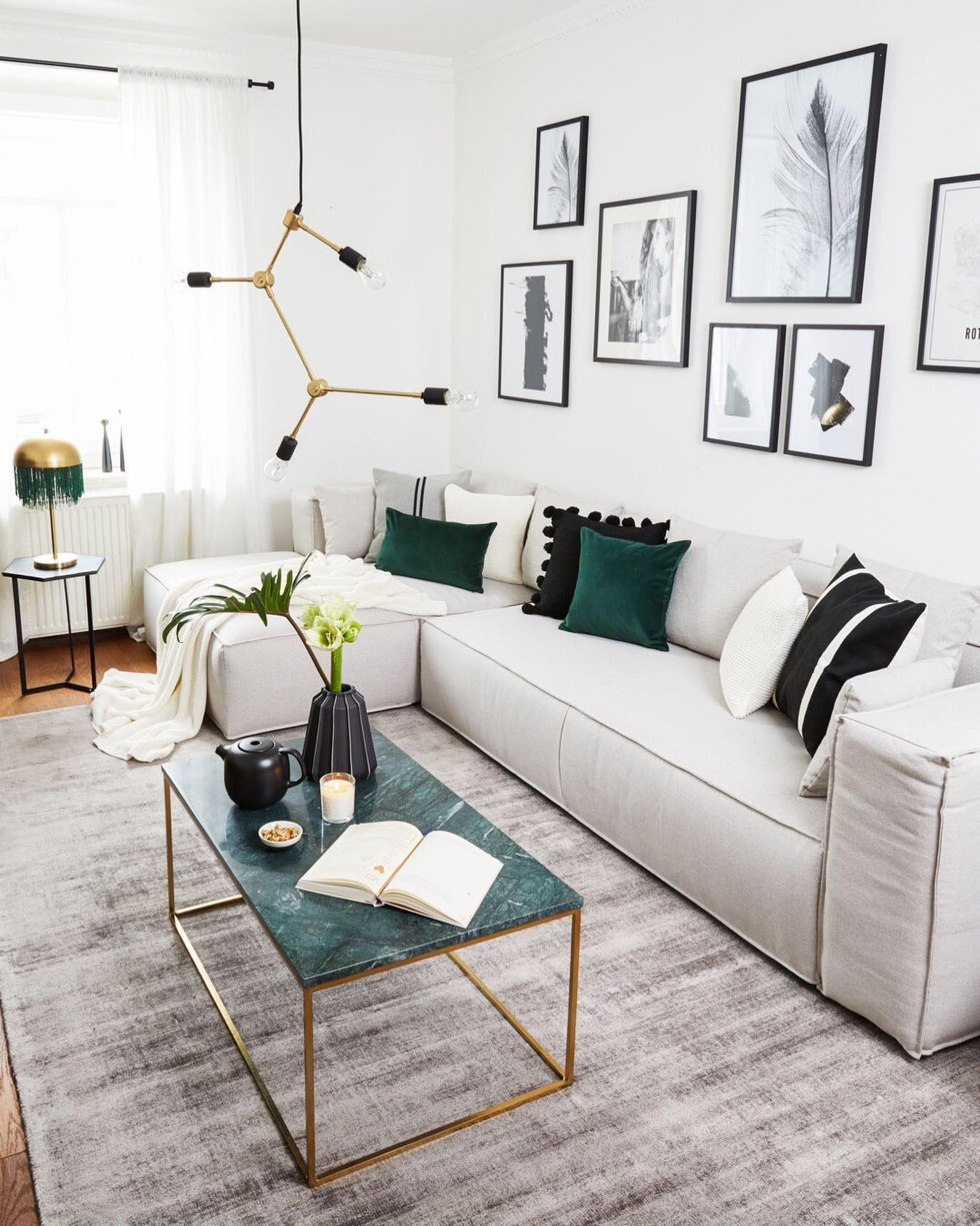Tapis en viscose Jane in 2019   Le salon   Interior design ...