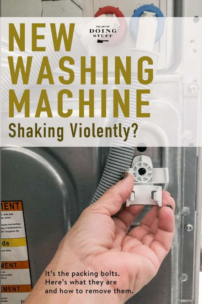 Buying a New Washing Machine? Do NOT Use it Until You Do ...
