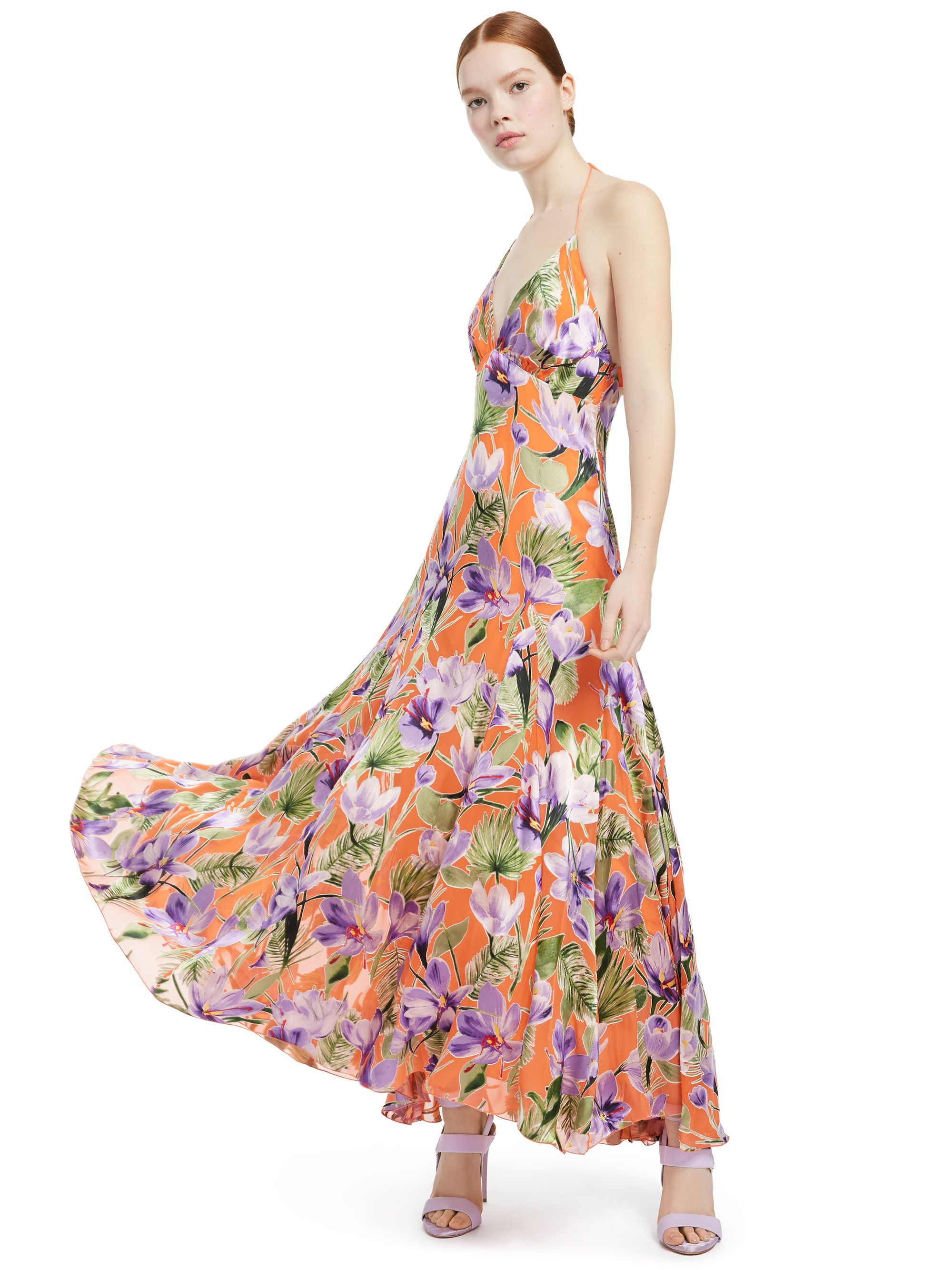 71c5b7ff88f9 Alice + Olivia HETTY FLORAL MAXI DRESS in 2019 | Casual Style ...