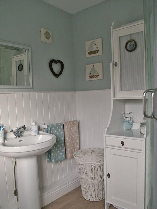 Blue Bathroom Anyone Cottage Style Bathrooms Ensuite Bathrooms Bathroom Styling