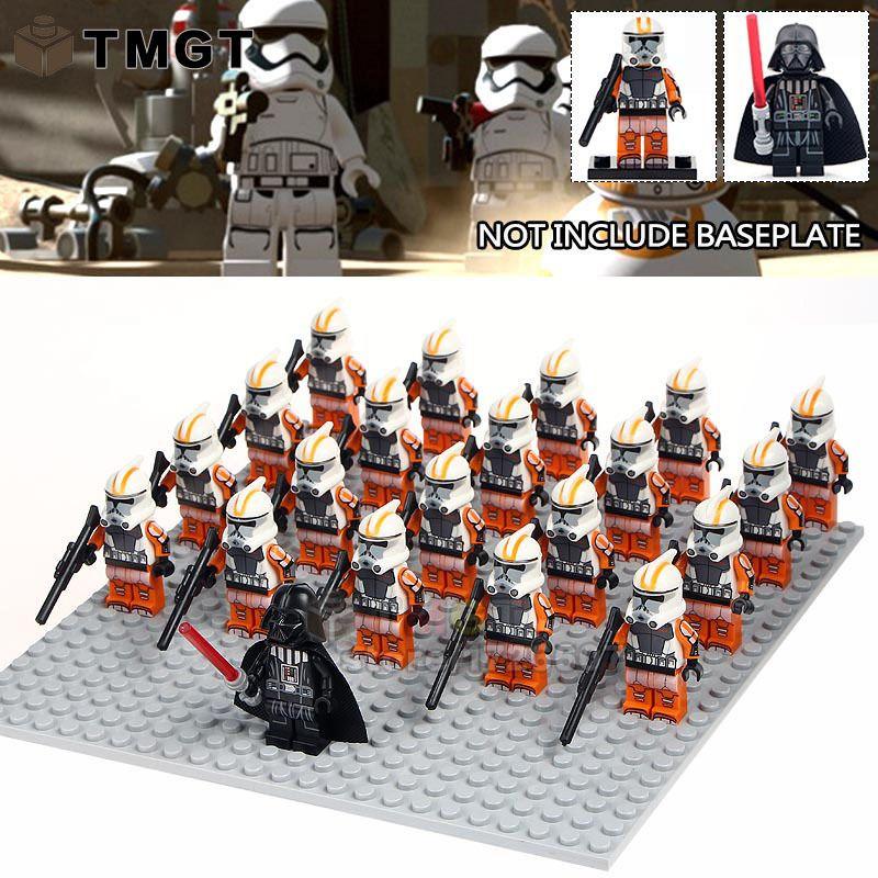 lot 10X  Battle Droid LEGO Star Wars