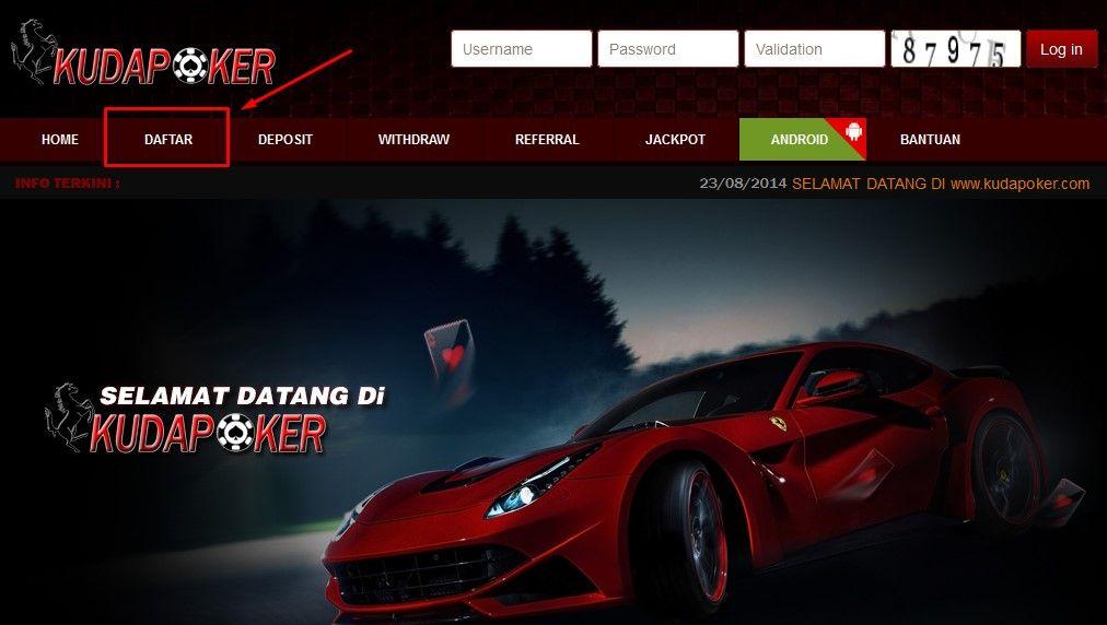 KUDAPOKER | KUDA POKER Site | Daftar Poker Online | Poker