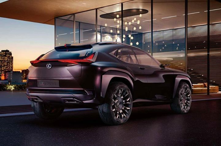 À la proche du mondial de l'auto #Lexus dévoile un nouveau concept baptisé UX - http://ift.tt/1HQJd81