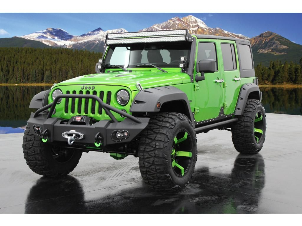 Used 2014 Jeep Wrangler Unlimited Rubicon For Sale Near