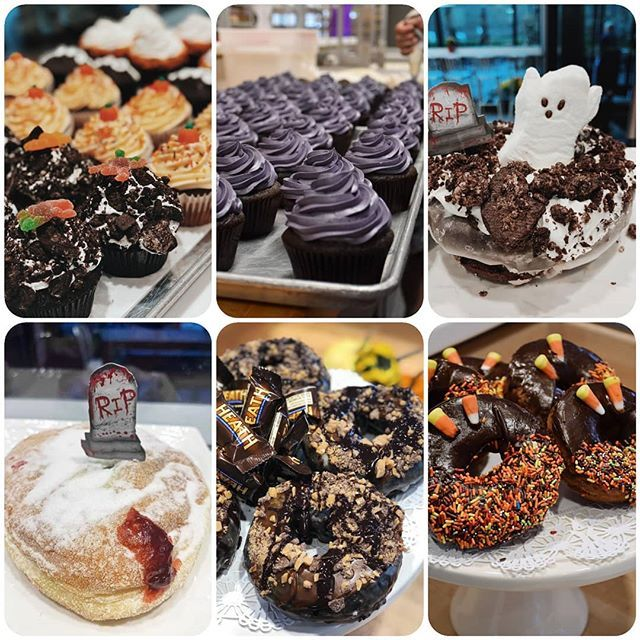 Ready for Halloween kanes_donuts HappyWetoween our