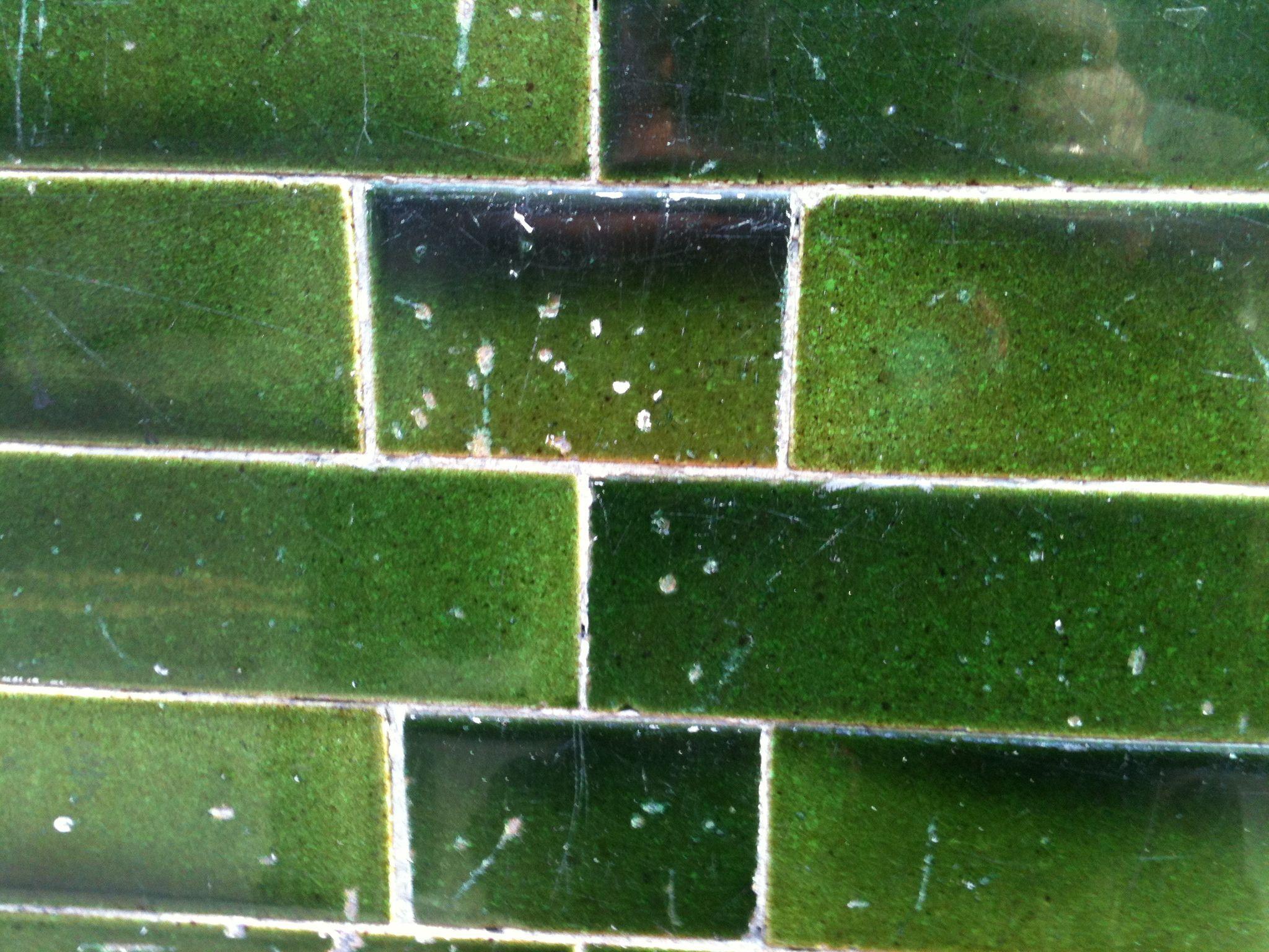 Glazed Green Tiles Tile Design Ideas