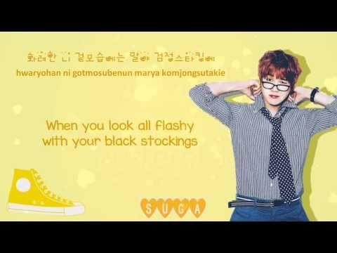 BTS (Bangtan Boys) - Converse High (Color Coded Eng Lyrics) - YouTube 884b05ae9