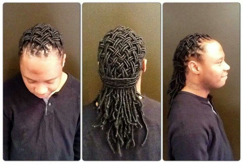 How Long Does It Take To Weave A Basket : Intricate loc weaving hairstyles wedding