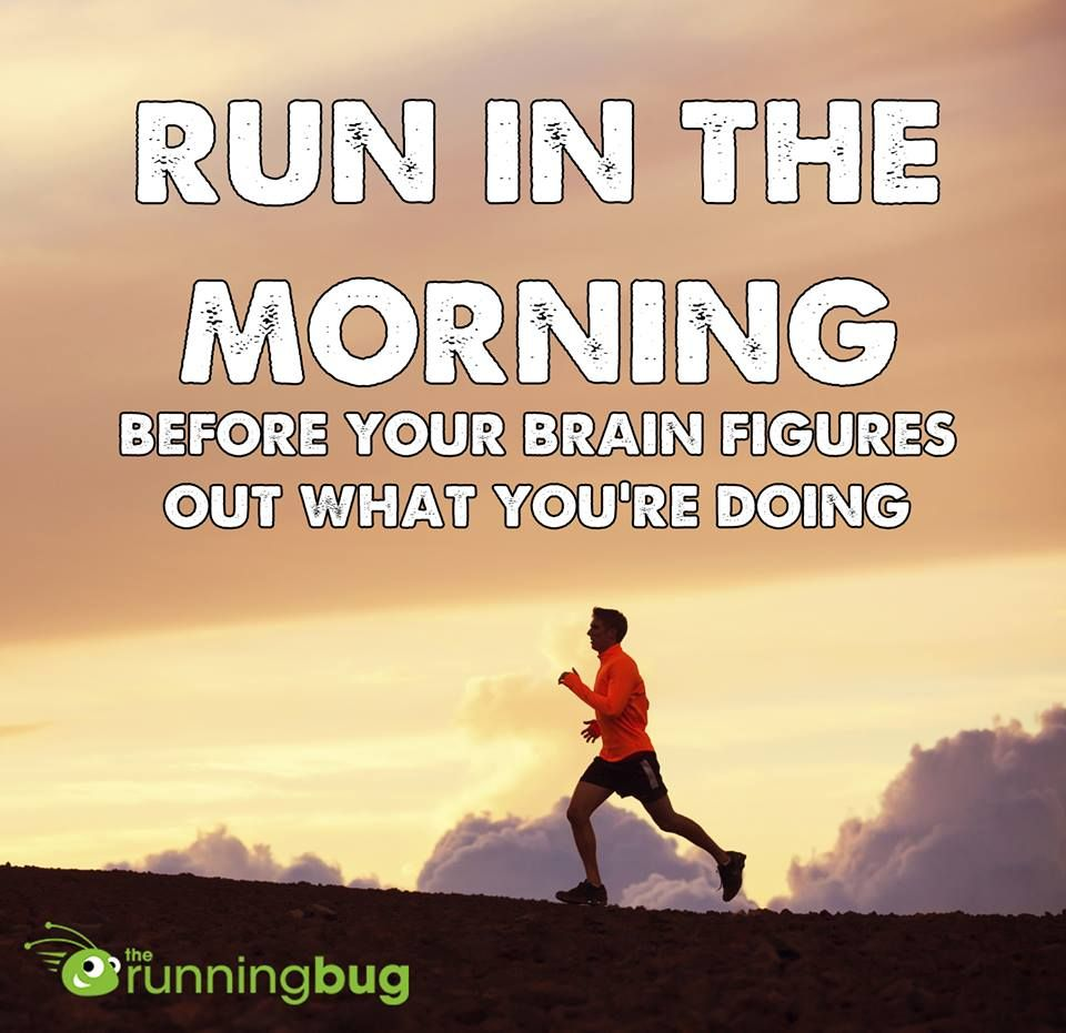 10 Tips for Running in the Morning