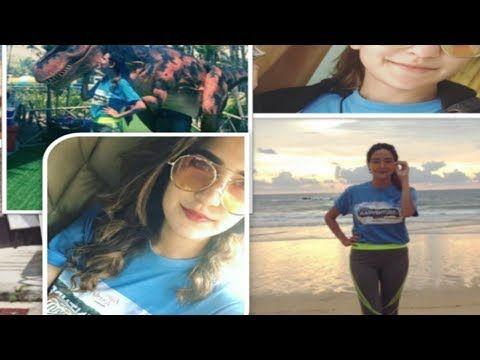 Anoushay Abbasi vacationing in Thailand