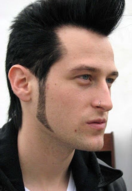 Sensational 1000 Images About Makeup Class Facial Hair On Pinterest Hairstyles For Women Draintrainus