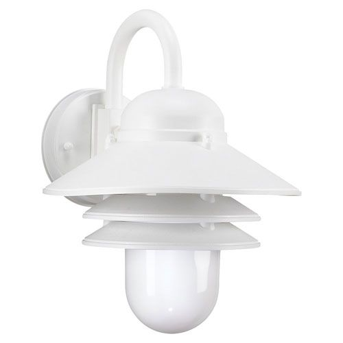 White Outdoor Lights Cool Sea Gull Lighting Nautical White Energy Star Led Fluorescent Outdoor Review
