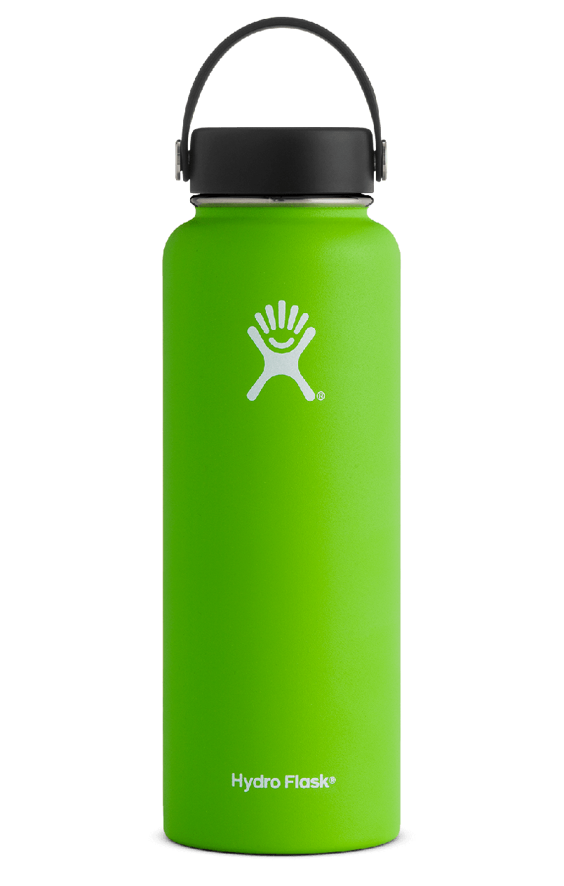 f0ec6af48c1 Love my new Hydroflask 40oz. Wide Mouth in Kiwi. Came highly recommended  and they were right!