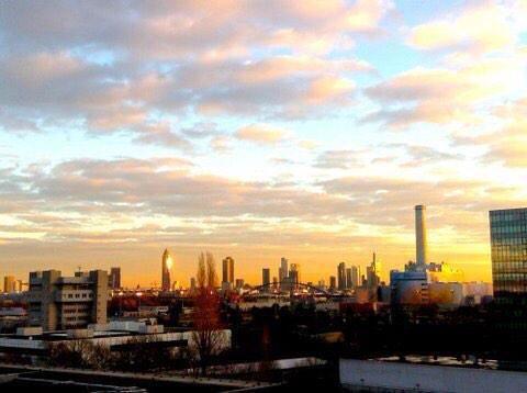 Morgen Frankfurt bonvoyageurs on frankfurt