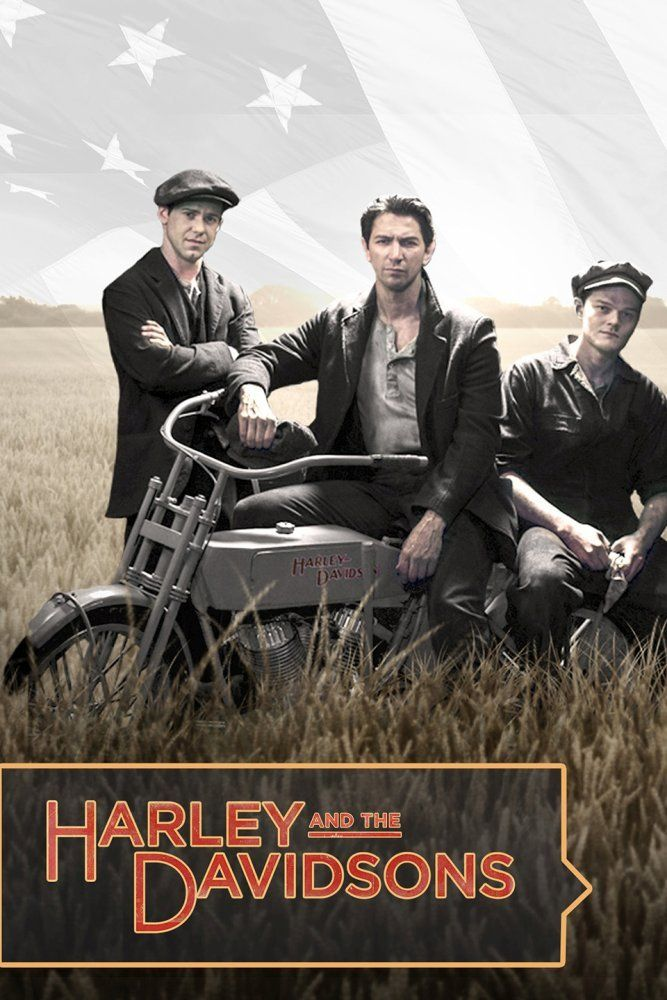 harley and the davidsons stream