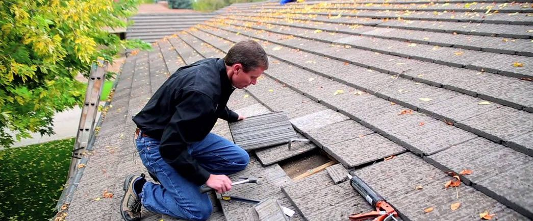 As Roof Maintenance Experts Abs Roofing Services Will Inspect Your Roof Gauge The Condition Identify The Problems Roofing Services Roof Repair Concrete Roof