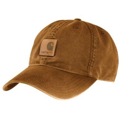Odessa Cap MEN'S, COTTON CANVAS HAT PRODUCT FEATURES - Fights odors. Wicks away sweat. - 100% cotton washed canvas - FastDry® technology wicks away sweat for comfort - Light-structured, medium profile