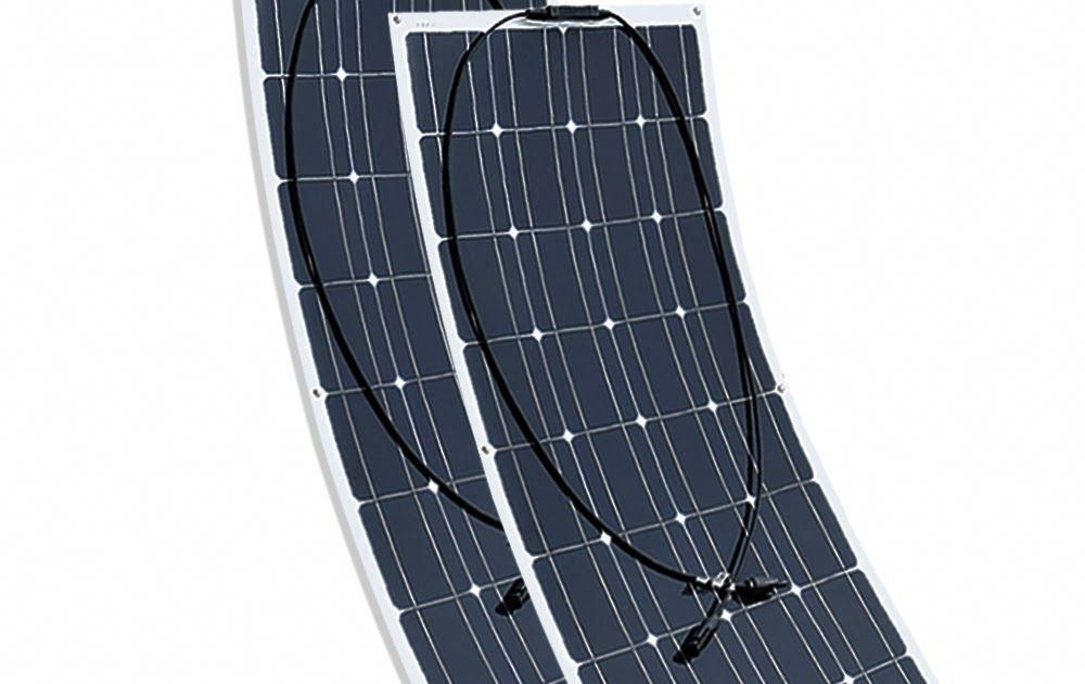 Cheap Price 2 Pcs 100w Solar Panel Semi Flexible 200w Solar System Photovoltaic Solar Panel 12v Battery Yach Uses Of Solar Energy Solar Energy Solar Energy Diy
