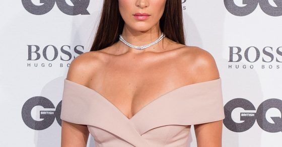 Bella Hadid's New Haircut Is Her Boldest One Yet