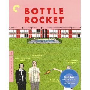 BOTTLE ROCKET (1996) - If you don't own The Criterion Collection version, you don't own the movie. #wesanderson #comedy #bluray