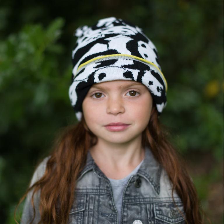 965808c10d8e8e ... Winter Hats by LITTLE HOTDOG WATSON : Childrenswear Hats & Sunglasses.  #littlehotdogwatson - Rookie. A kid's knit hat has never 'bean' so cool