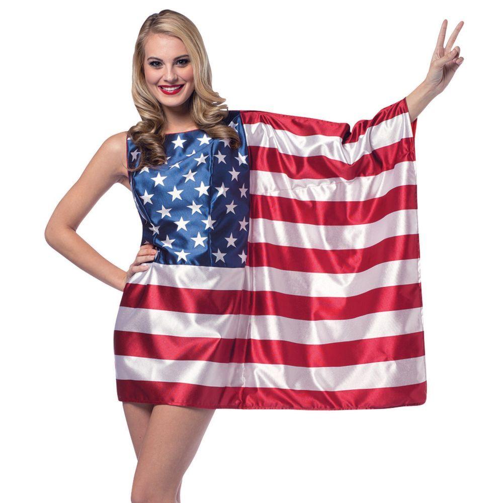 45+ American flag dress women info