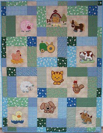 Quilt Patronen Baby.Gallery Quilt Eenvoudige Quilts Babydekens En Lappendeken