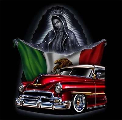Lowrider Art Girls | lowrider graphics and comments | Graffiti ...