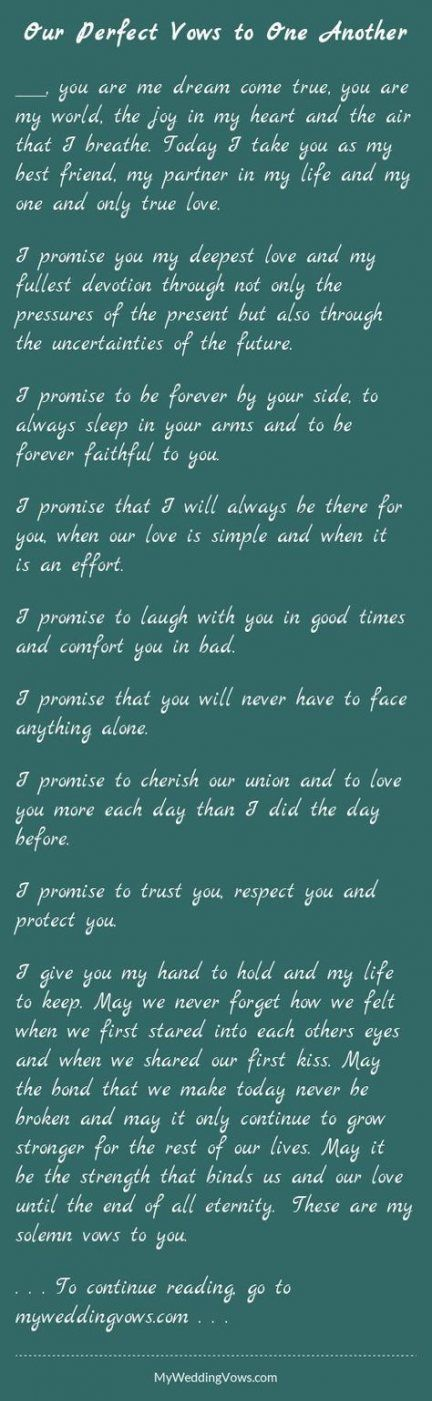 Wedding Vows That Make You Cry Awesome Words 41 Ideas For 2019 Wedding Vows That Make You Cry Traditional Wedding Vows Wedding Vows To Husband