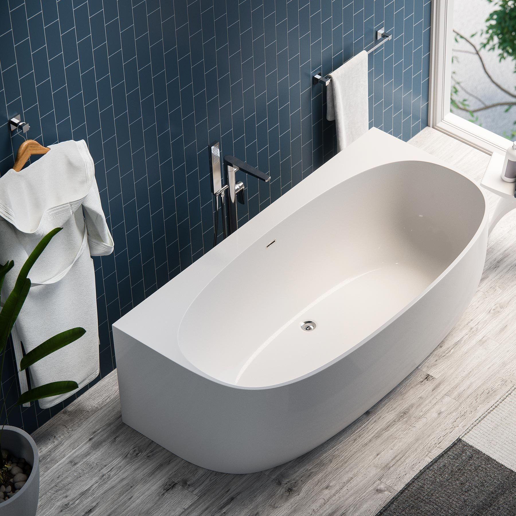 68 Ocala Freestanding Bathtub Free Standing Bath Tub Bathroom Renovation Cost Bathtub Remodel