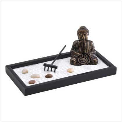 Ideas Para Decoración: Jardin Zen Miniatura | Ideas Para Decoracion