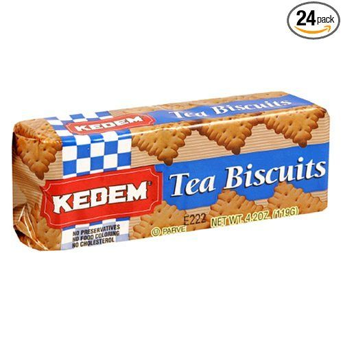 Kedem Tea Biscuits - love these with tea and they are very low sugar/calorie
