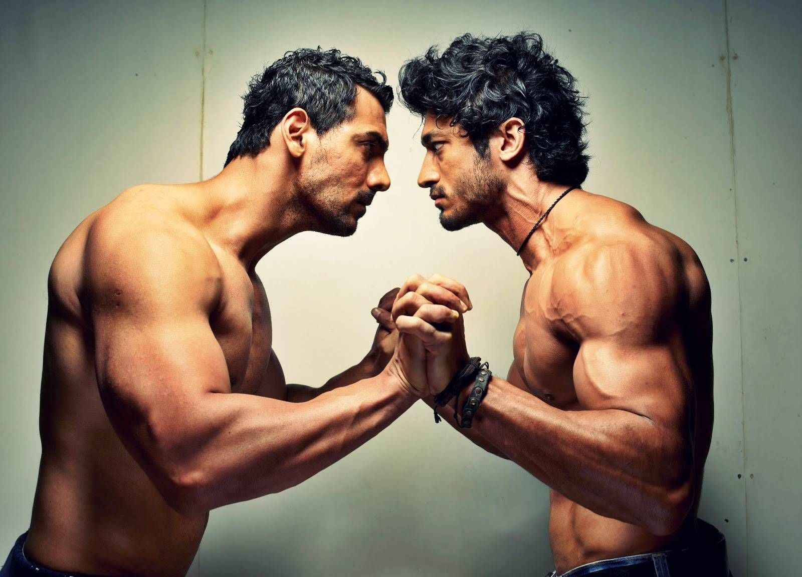 vidyut-jamwal-and-john-abraham-fighting-photos-from-force ...