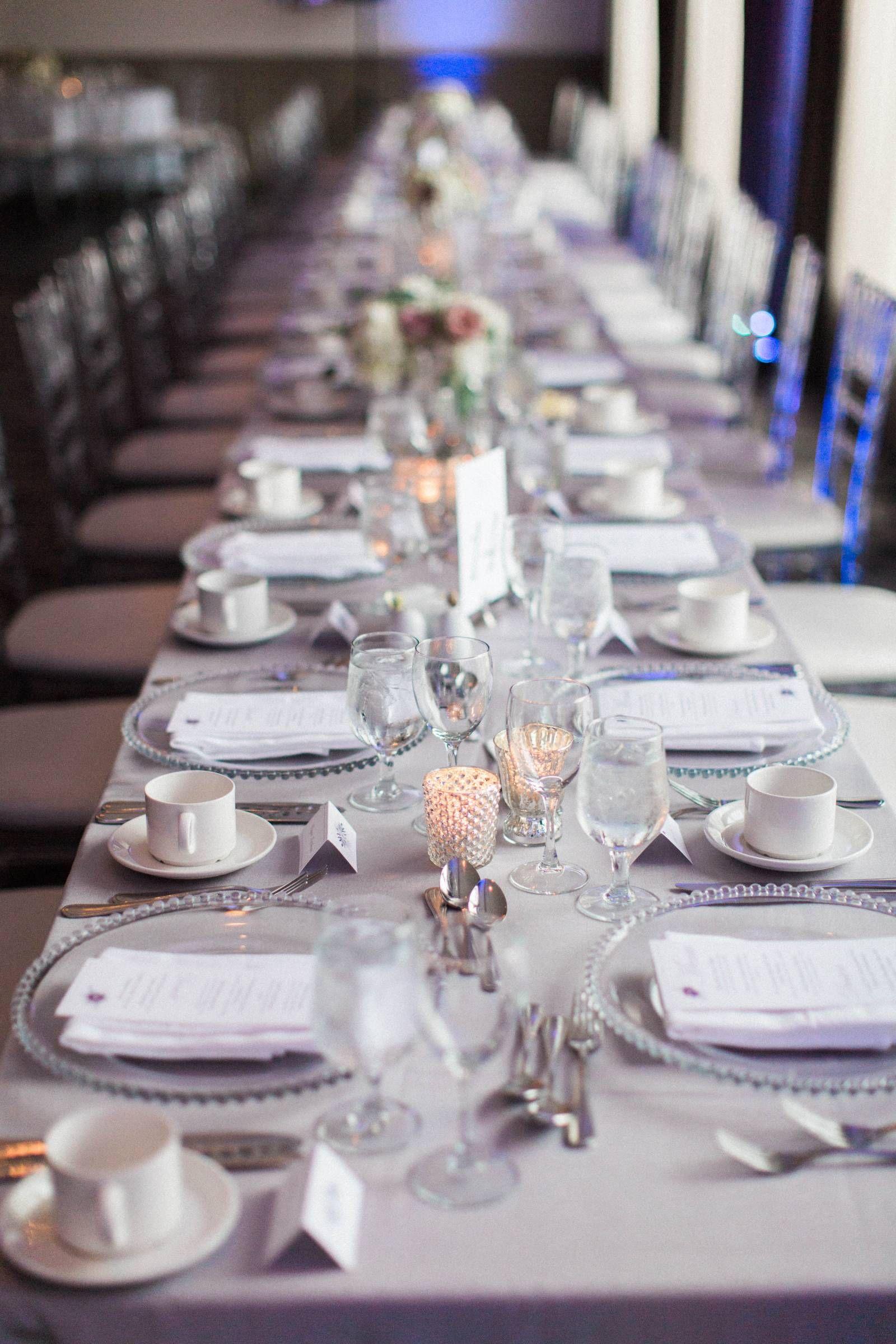 day of wedding coordination via elegant productions silver hotel wedding reception