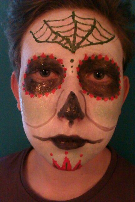 Halloween make up for boys