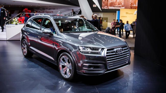 2016 Audi Q7 This Midsized Crossover Has A Few Surprises In Even For Drivers Of