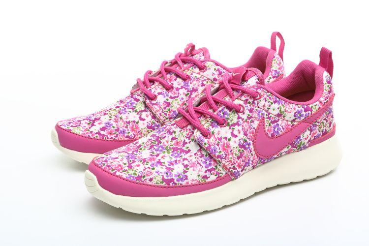 pink roshe run nike running womens cheap