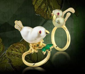 Forever Jewels  Fall Collection 2010 Menagerie