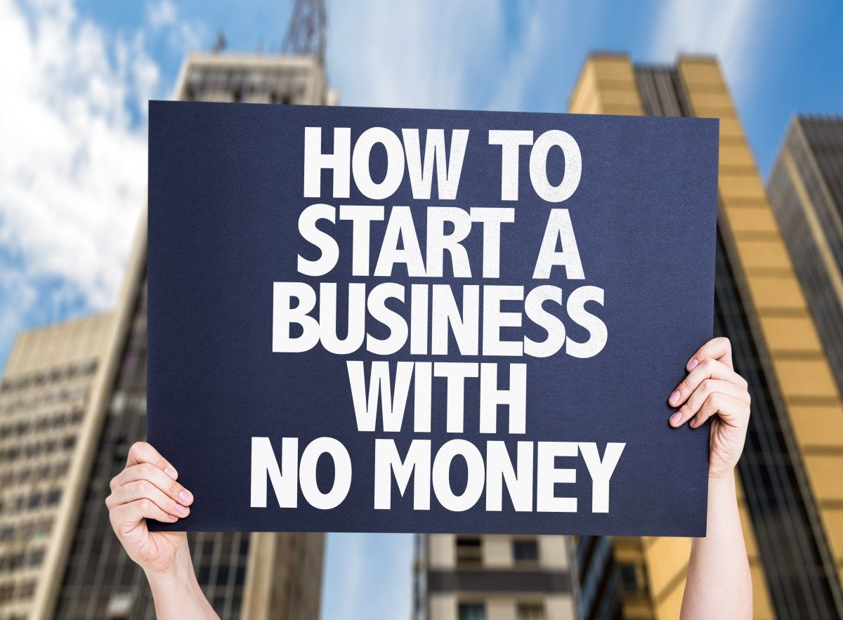 How to start a Small Business without Money in the ...