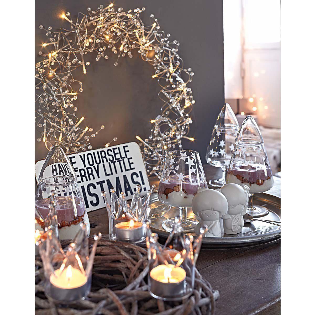Royaler Pfiff Für Die Weihnachtsdeko: Diese 4 Entzückenden Glaskrönchen,  Jedes Bestückbar Mit Einem Kleinen Teelicht (exklusive) Und Ausgestattet  Mit ...